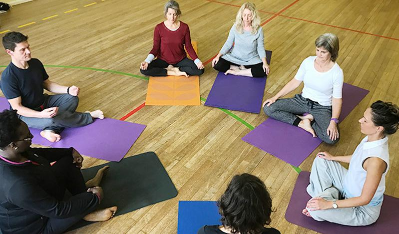 Want to train as a yoga teacher?  Our Level 4 courses will help you become the best yoga teacher you can be.
