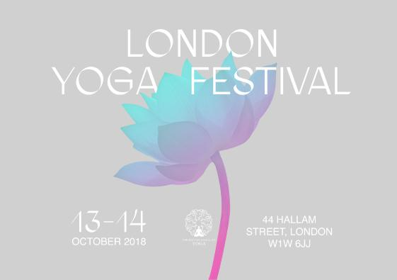 BWY London Yoga Festival: Information & Ticket Links