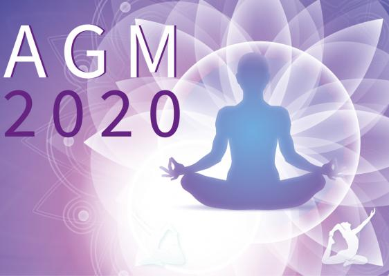 The AGM  2020 Will be held on Saturday